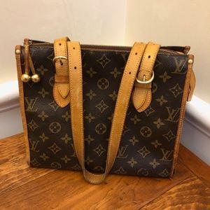Louis Vuitton Popincourt  Shoulder Bag